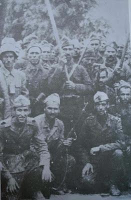Έλληνες και Βούλγαροι αντάρτες του 81ου Συν/τος του ΕΛΑΣ στο απελευθερωμένο Διδυμότειχο