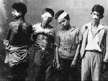 Αετόπουλα της Θεσσαλίας, μετά από βασανιστήρια χωροφυλάκων